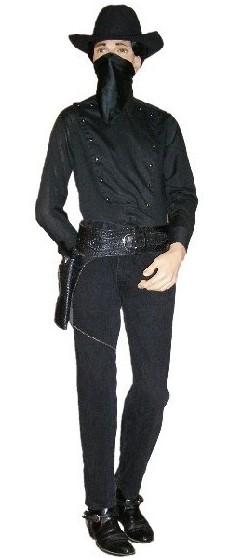 5e506512f Vintage Costumer s - Seattle Historical Costumes  Wild West Gun ...